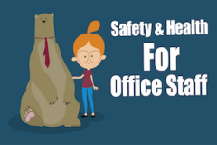Safety and Health for office staff